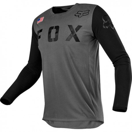 Мотоджерси Fox 180 San Diego SE Jersey Grey/Black XL (20837-035-XL)