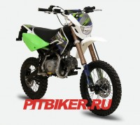 Racer RC125-PM Pitbike 17/14